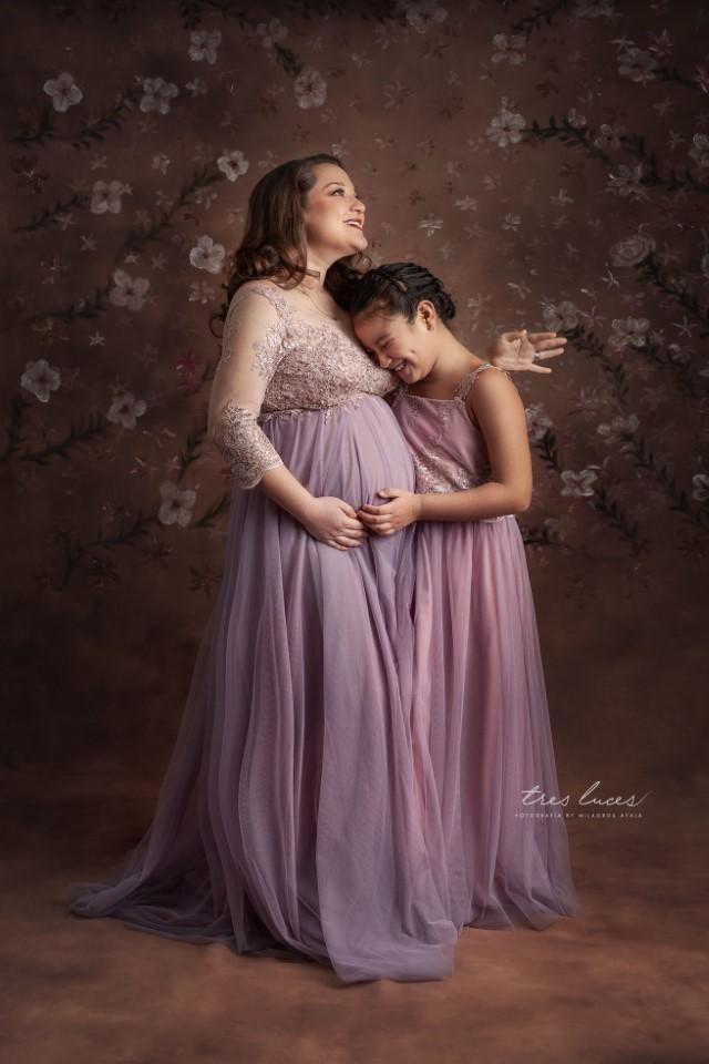 vestidos de maternidad