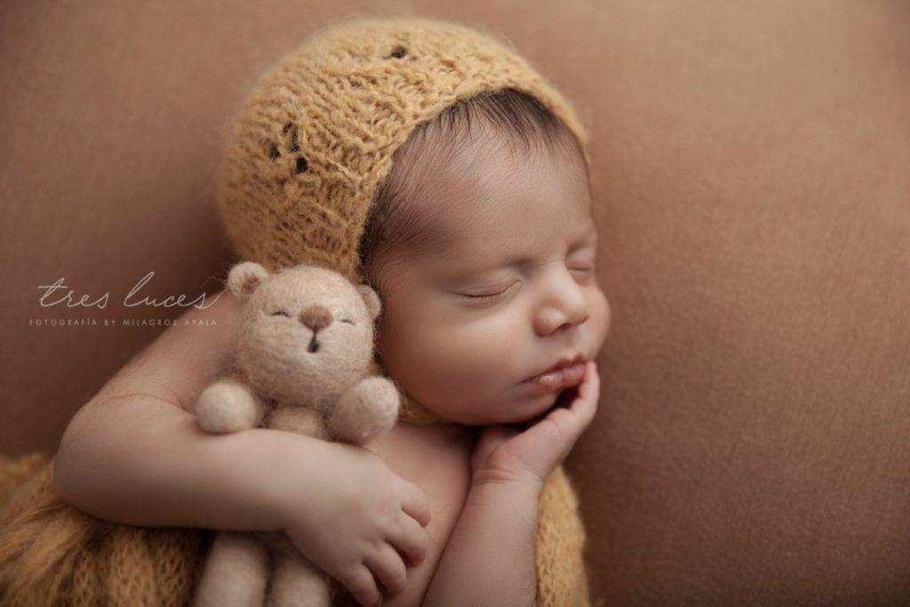 sesion fotos newborn
