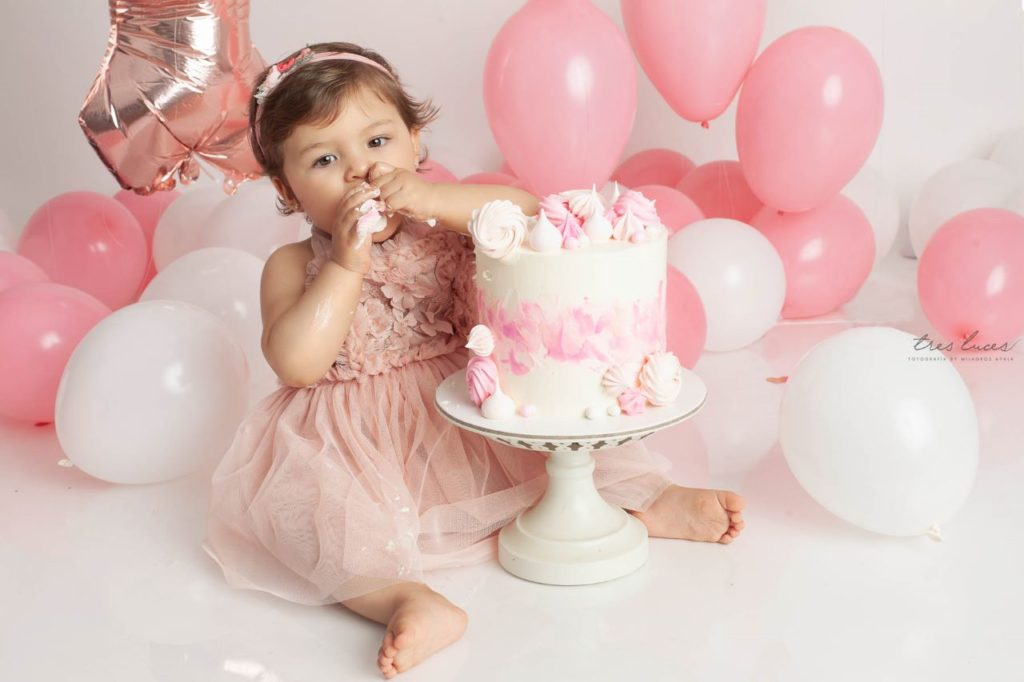 fotografo smash cake