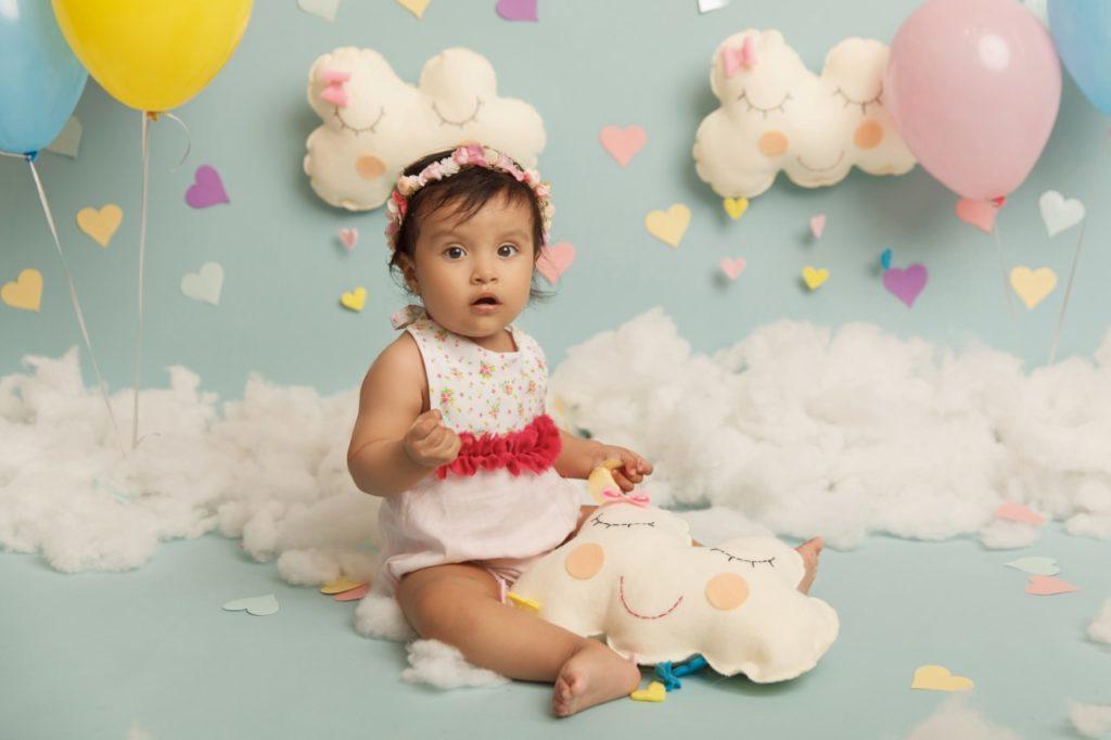 fotografia infantil smash the cake